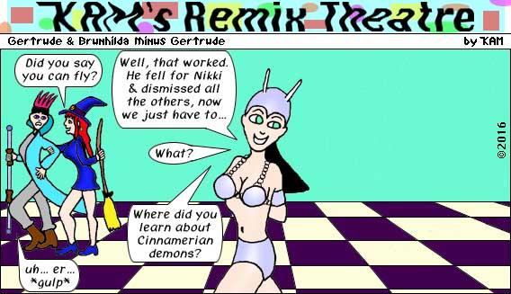 Remix Theatre 18