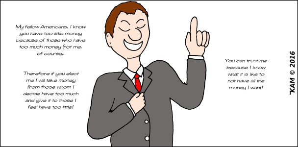 Untitled Political Cartoon 20