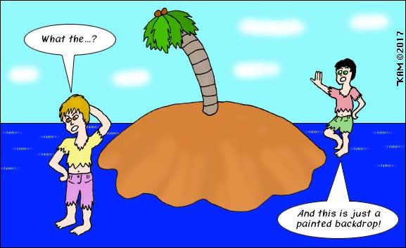 Desert Island 28