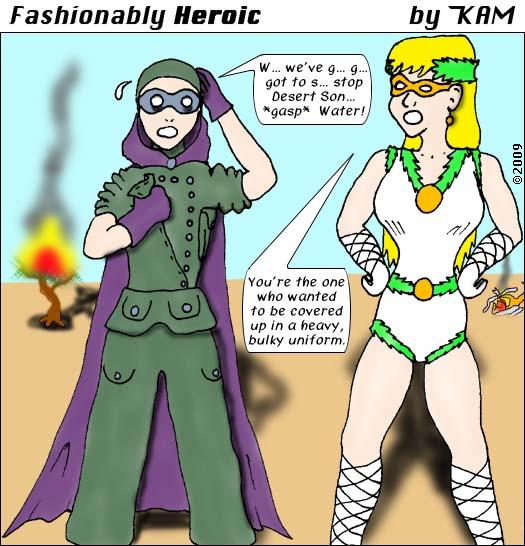 Fashionably Heroic 6