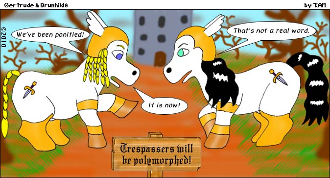 Gertrude & Brunhilda 121