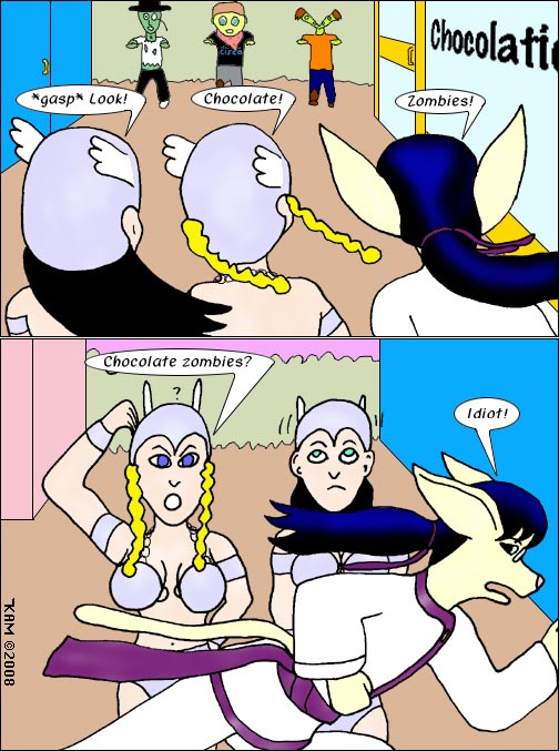 Blade Of Gertrude & Brunhilda 3