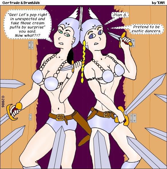 Gertrude & Brunhilda 11